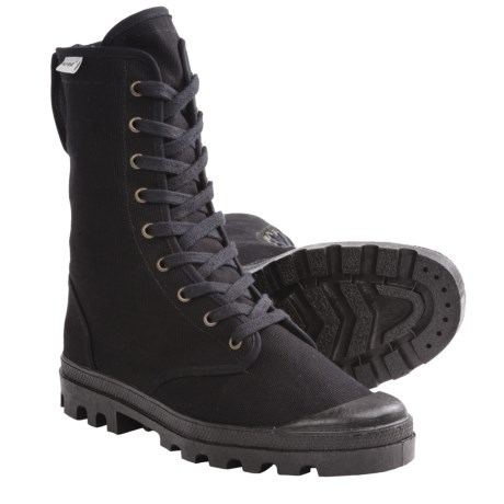Ruko Canvas Desert Boots (For Men and Women)