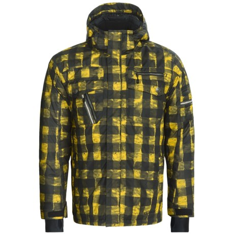 Boulder Gear Hazard Ski Jacket - Insulated (For Men)