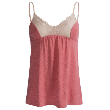 B Up Vicky Camisole - Supersoft Pima-Modal, Spaghetti Strap (For Women)