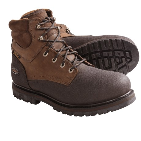 """LaCrosse Extreme Tough Work Boots - Waterproof, 6"""" (For Men)"""