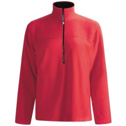 Colorado Clothing Fleece Pullover - Zip Neck, Long Sleeve (For Women)
