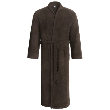 Colorado Clothing Ultrasoft Chenille Robe - Long Sleeve (For Men and Women)