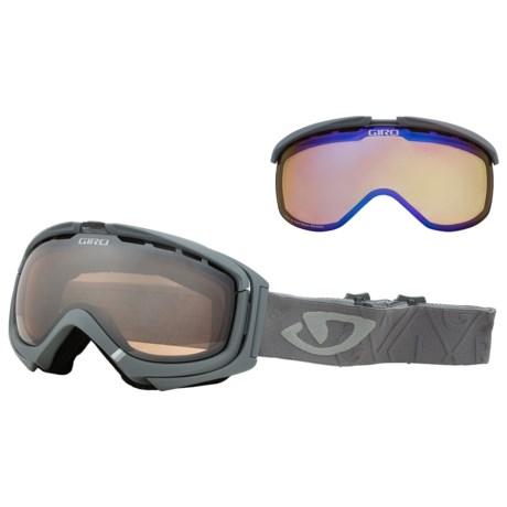 Giro Manifest Flash Snowsport Goggles - Interchangeable Lens