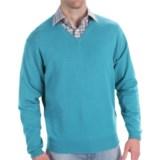 Peter Millar Italian Merino Wool Sweater - V-Neck (For Men)