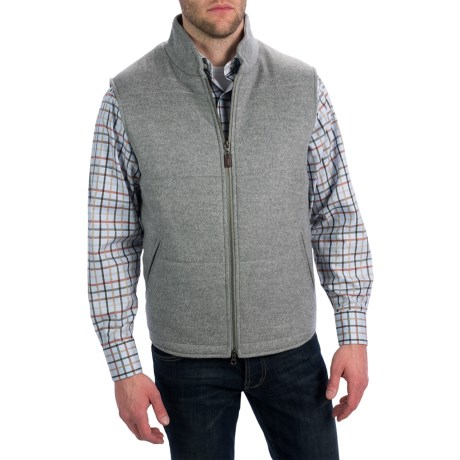 Peter Millar Breckenridge Vest - Wool-Cashmere (For Men)
