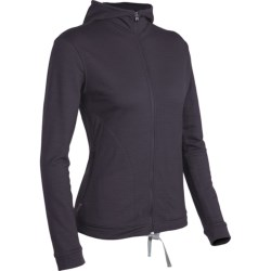 Icebreaker City260 Villa Shirt - Hooded, Long Sleeve (For Women)