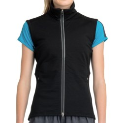Icebreaker GT260 Quantum Vest - Midweight, Stretch Merino Wool (For Women)
