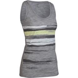 Icebreaker SF150 Shoreline Tech Tank Top - Merino Wool (For Women)