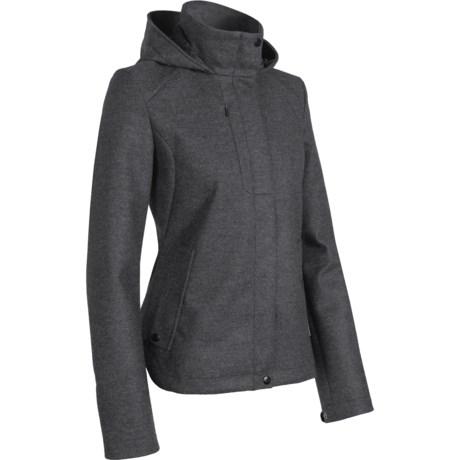 Icebreaker Coastal Paramount Hooded Jacket - Merino Wool (For Women)