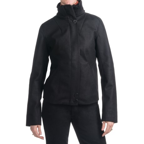 Icebreaker Coastal Odyssey Jacket - Merino Wool (For Women)