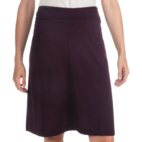 Icebreaker SF200 Maya Skirt - Merino Wool (For Women)