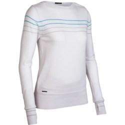 Icebreaker Athena Sweater - Merino Wool, Boat Neck (For Women)