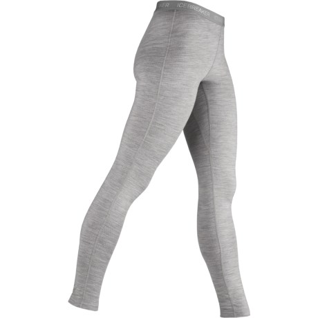 Icebreaker Bodyfit 200 Base Layer Leggings - UPF 50+, Lightweight, Merino Wool (For Women)