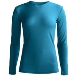 Icebreaker Siren Bodyfit 150 Base Layer Top - UPF 50+, Merino Wool, Long Sleeve (For Women)