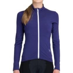 Icebreaker GT Viva Starbursts Cycling Jersey - UPF 50+, Merino Wool, Full Zip, Long Sleeve (For Women)