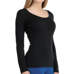 Icebreaker Bodyfit 200 Base Layer Top - UPF 50+, Merino Wool, Long Sleeve (For Women)