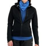 Icebreaker Arctic RealFleece 320 Jacket - Merino Wool, UPF 50+ (For Women)