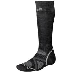 SmartWool PhD V2 Snowboard Socks - Merino Wool, Over the Calf (For Men and Women)