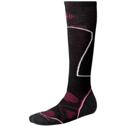 SmartWool PhD Ski Socks - Merino Wool, Over-the-Calf (For Women)