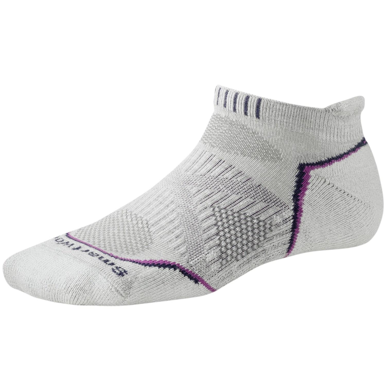 Smartwool Phd Light Micro Running Socks For Women 6031y