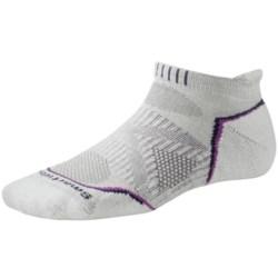SmartWool PhD Light Micro Running Socks (For Women)