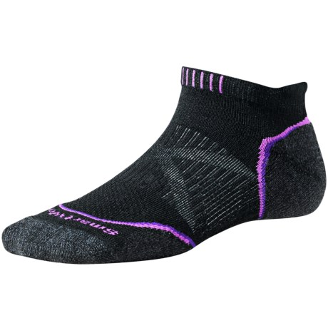 SmartWool PhD Light Micro Running Socks (For Women)