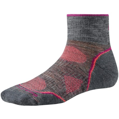 SmartWool PhD Outdoor Light Mini Socks - Merino Wool (For Women)