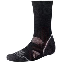 SmartWool PhD Outdoor Heavy Socks - Merino Wool, Crew (For Men and Women)