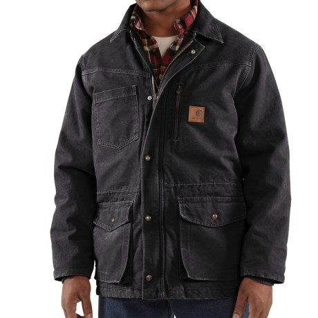 Carhartt Rancher Sandstone Coat - Insulated (For Men)