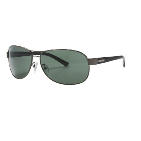 Coyote Eyewear PZG-02 Sunglasses - Polarized, Glass Lenses