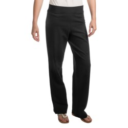 French Terry Pants - Elastic Waist (For Women)