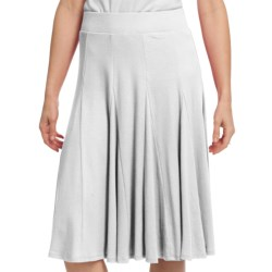 Specially made Gored Knit Skirt - Pull-On (For Women)