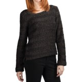 dylan True Grit Soft Chenille Boucle Sweater (For Women)