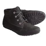 timberland lounger chukka boots black womens