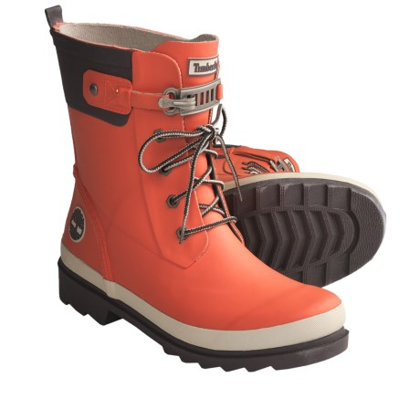 "Timberland Welfleet 6"" Wellington Rubber Boots - Waterproof (For Women)"