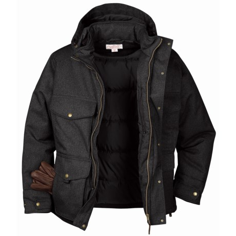 Filson Portage Bay Jacket - Waterproof, Insulated (For Men)