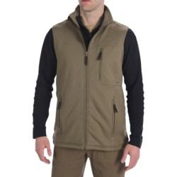 Filson Riverside Fleece Vest (For Men)