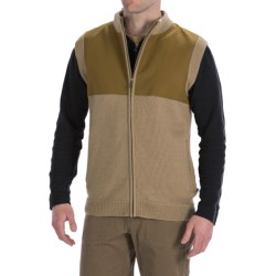 Filson Guide Sweater Vest - Wool, Full Zip (For Men)