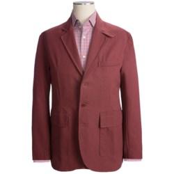 Filson Antique Tin Cloth Blazer (For Men)