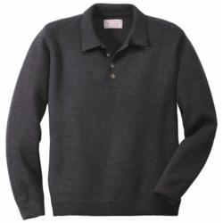 Filson Polo Sweater - Merino Wool (For Men)