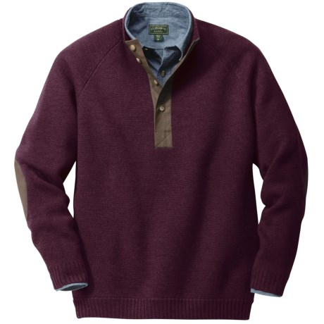 Filson Midweight Pullover Sweater - Wool (For Men)