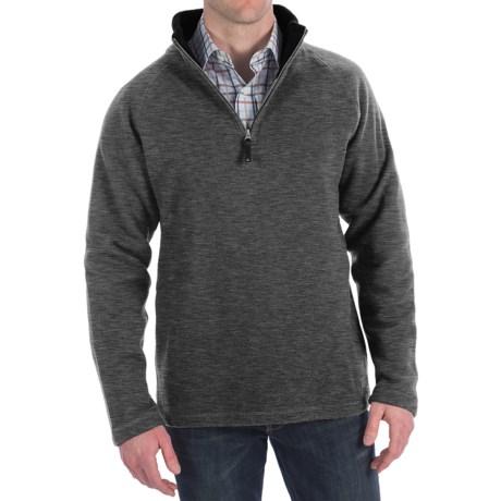 Filson Bridgeport Sweater - Zip Neck (For Men)