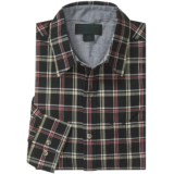 Filson Kenmore Plaid Shirt - Long Sleeve (For Tall Men)
