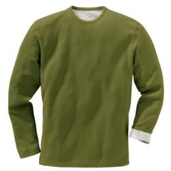 Filson Reversible T-Shirt - Pima Cotton, Long Sleeve (For Men)