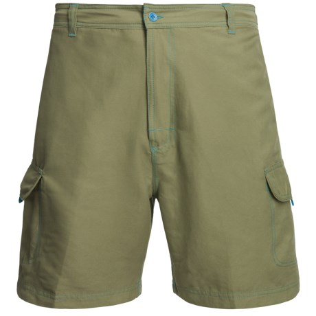 Nat Nast Deep Pocket Swim Trunks (For Men)