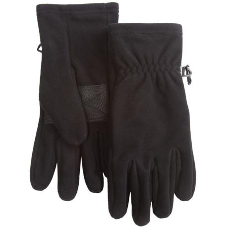Auclair Fleece Gloves - Windproof, Waterproof (For Men)