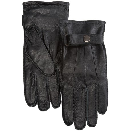 Auclair Leather Gloves (For Men)