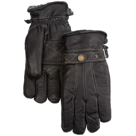 Auclair Master Contraster Stitchwork Gloves (For Men)