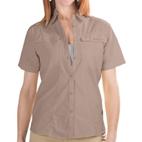 Redington Coastal Technical Guide Shirt - UPF 30+, Short Sleeve (For Women)