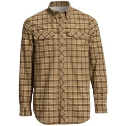 Redington Grizzly Plaid Shirt - UPF 50+, Long Sleeve (For Men)